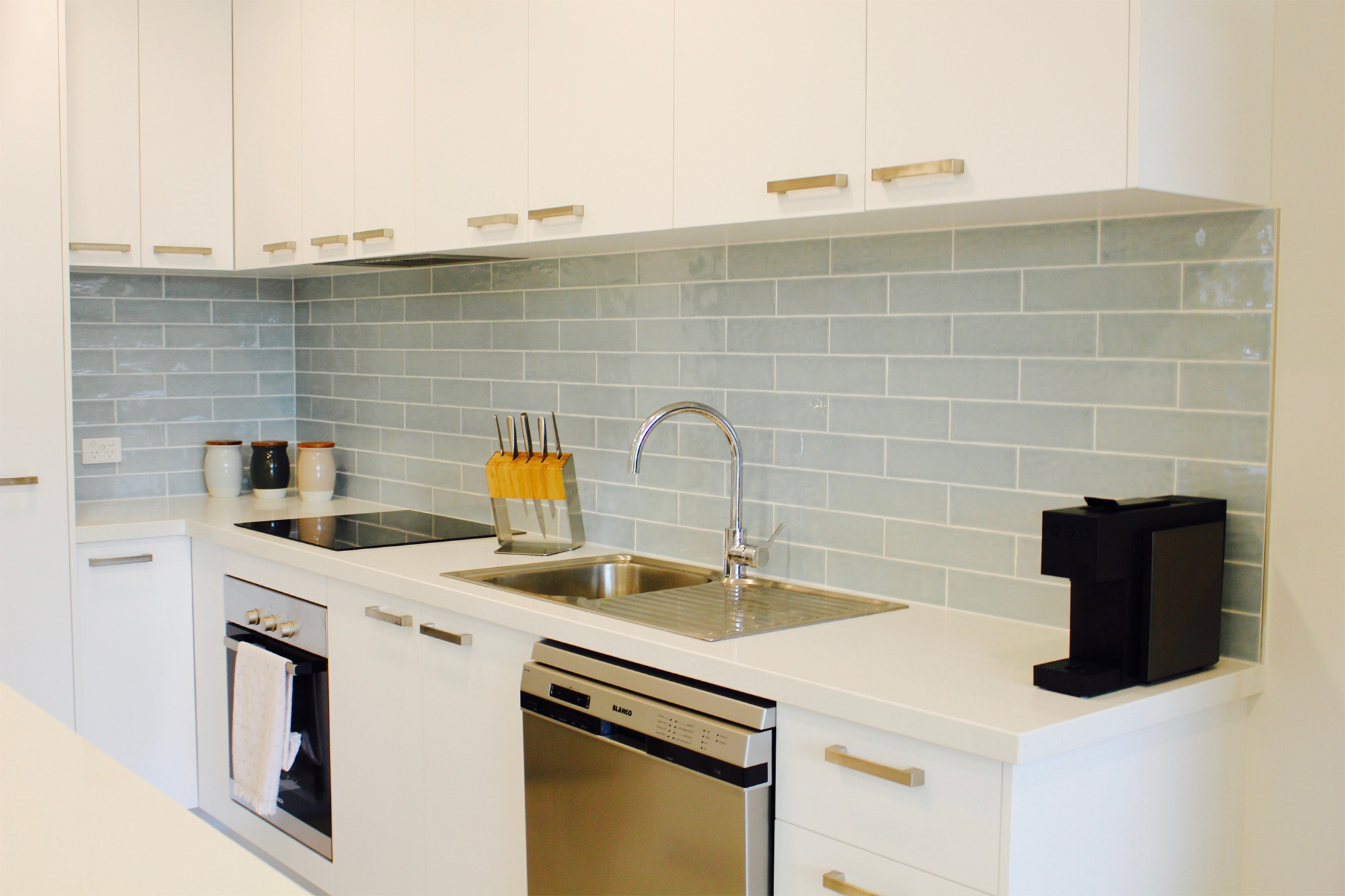 Trademark Tiling: Kitchen Splashbacks Perth
