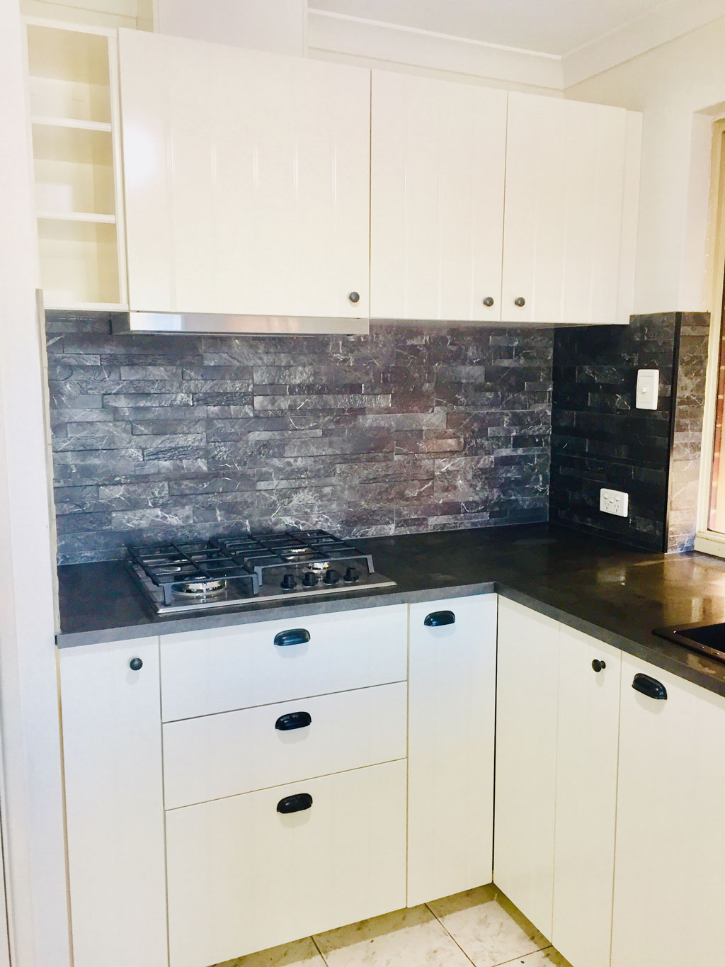 What is a Splashback: Trademark Tiling
